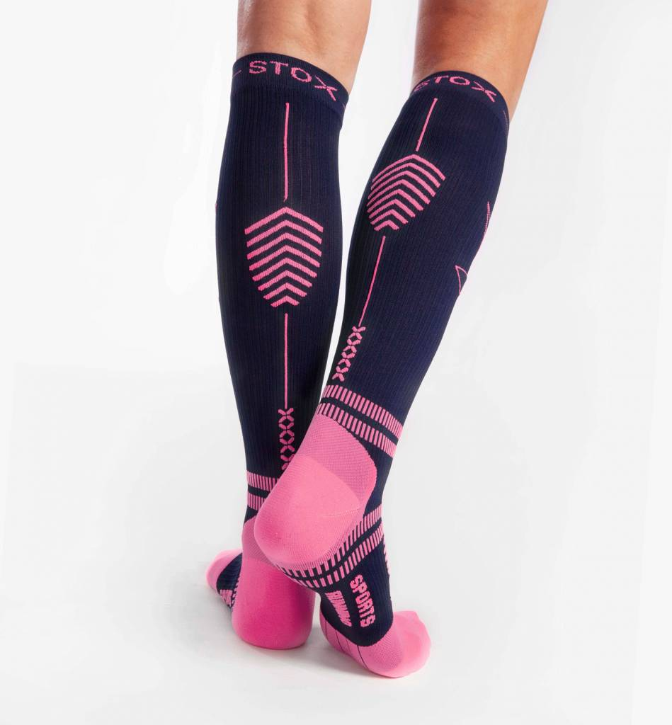 STOX Running Socks Women