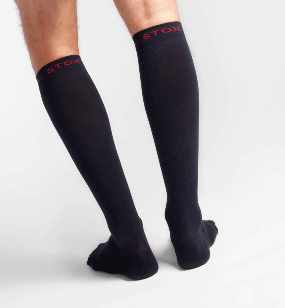 STOX Work Socks 3.0 Mannen - Midnight