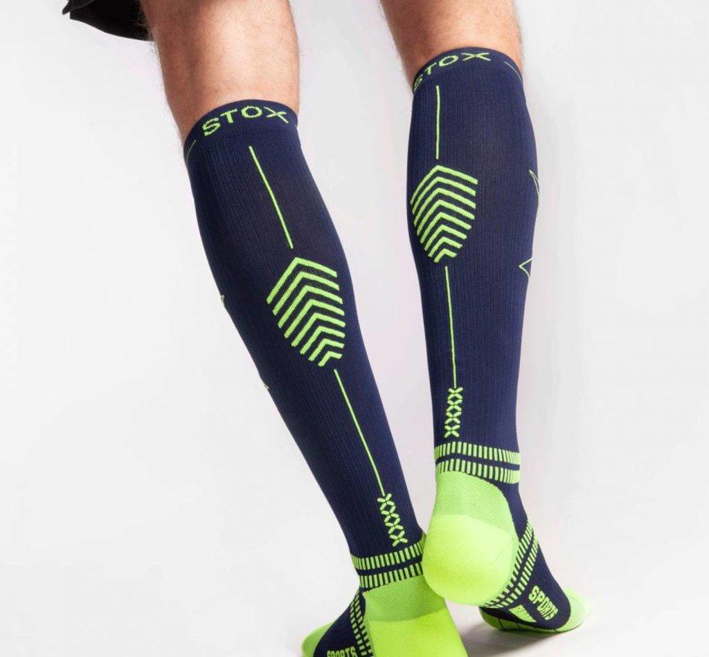 STOX Running Socks Men