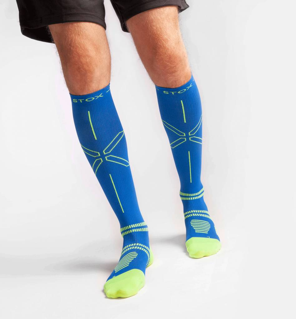 STOX Lightweight Running Socks Men