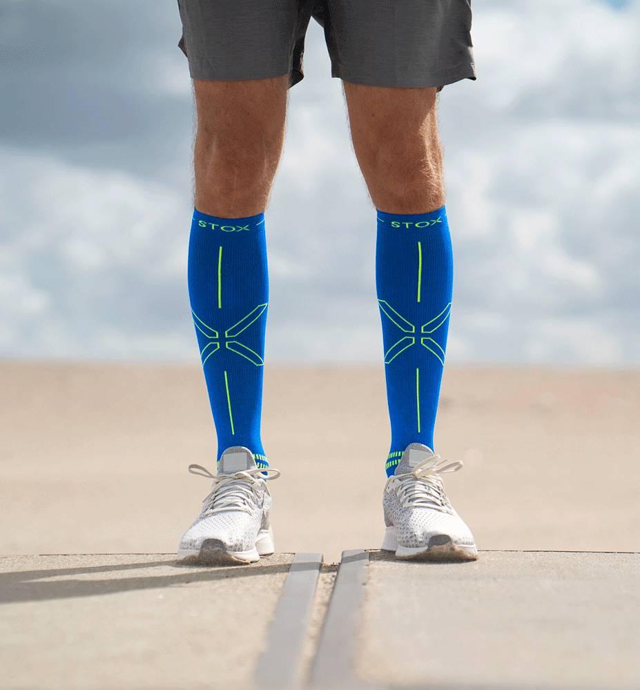 STOX Lightweight Running Socks Men