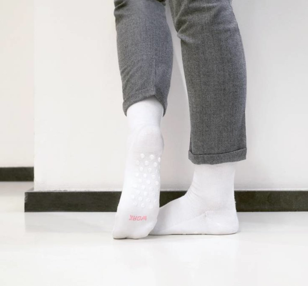 STOX Work Socks 3.0 Women - White