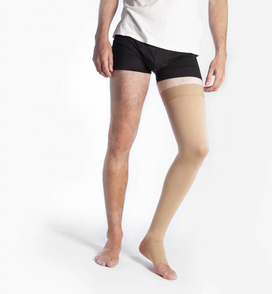 STOX Medical Thigh High Stocking - Sand