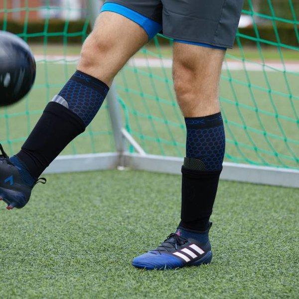 Waarom jij als voetballer baat hebt bij compressiesokken