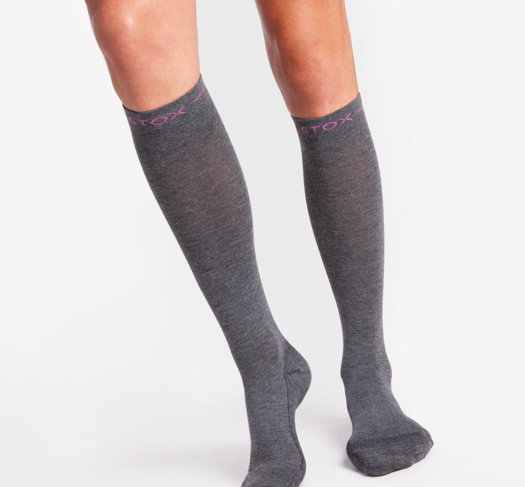 STOX Work Socks 3.0 Damen - Mittelgrau