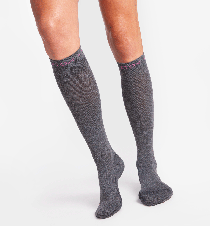 STOX Work Socks 3.0 Women - Middle Grey