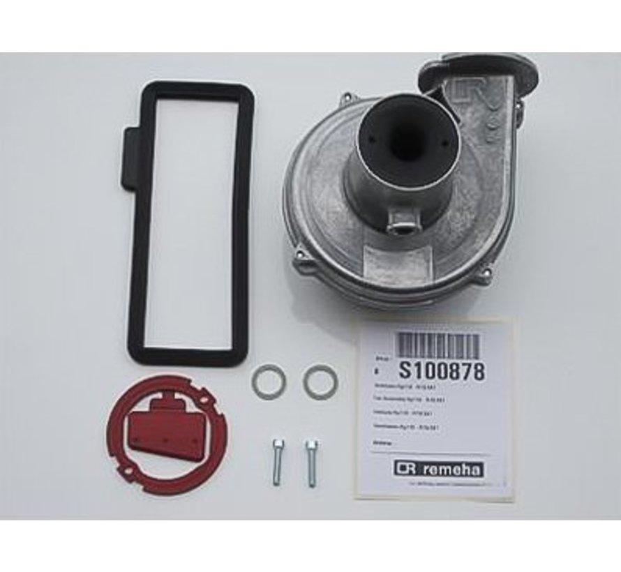 Ventilator RG118 S100878