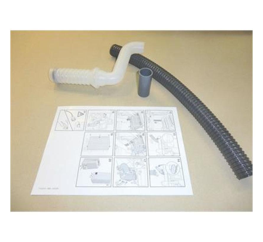 Condensafvoerleiding flex 75981