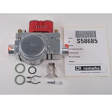 Remeha * Gasblok 220v gb-nd 055 S58685
