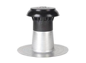 Anjo Dakontluchtingskap platdak 110-125mm 454011