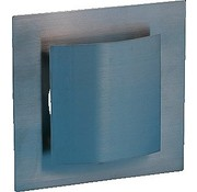 Nedco Plafondrooster Rvs 125mm 5944111