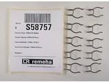 Remeha Hairpin clips 17mm set 10 stuks S58757