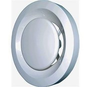 Orcon Afvoerventiel MKL 100/125 kunststof 23120000