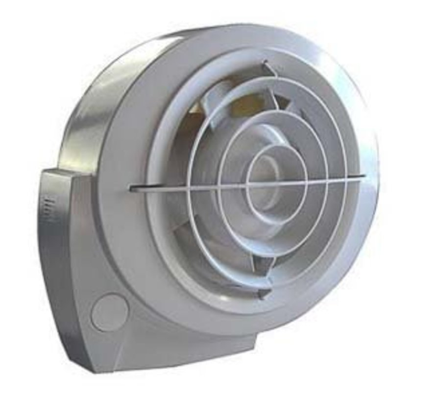 Douche/toiletventilator BTV Performa 2S 380-1440