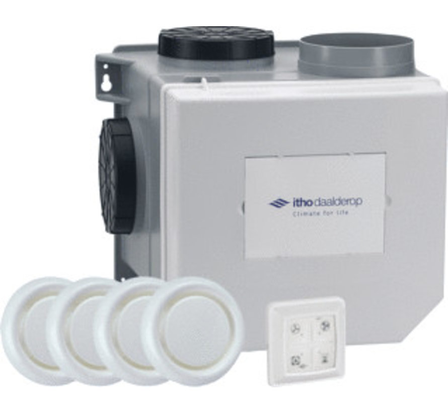 CVE-S eco Rft alles-in-1 installatiepakket 03-00404