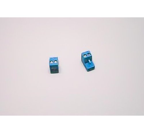 Nefit Aansluitklem blauw 73775