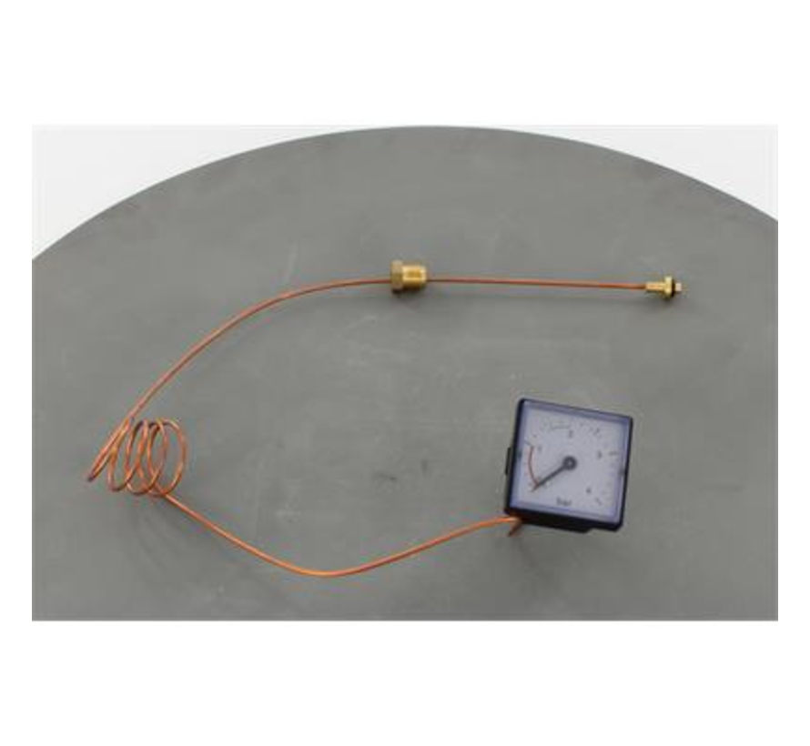 Waterdrukmeter pf shr S4420300