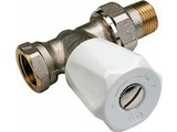 Comap Radiatorkraan 3/8 recht 409U 409203