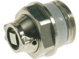 "Simplex Radiator ontluchtingsstop 1/2"" nikkel draaibaar 3204311"