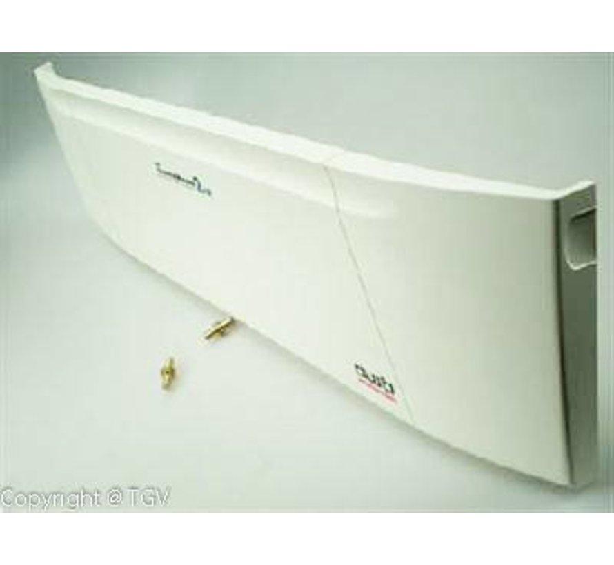 Klep siermantel samengesteld Thermomaster 2 HR A037727.20