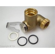 Awb Driewegklep vervanger Thermomaster 3 HR A000035137