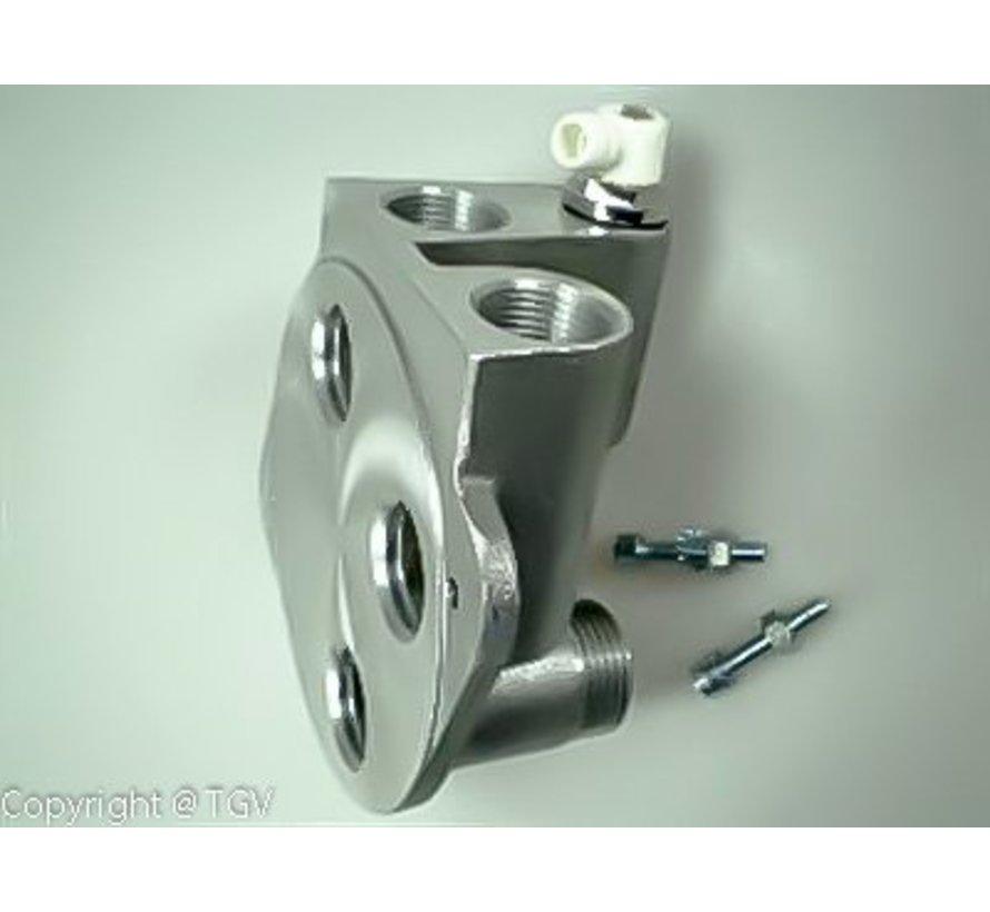 Verdeelstuk pomp aluminium 2840713