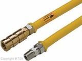 """Raminex Gasslang Rvs caterflex 3/4"""" 100 cm 73910"""