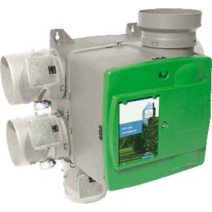 Onderdelen mechanische ventilatie bij Klima-parts
