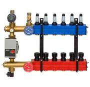 Komfort Vloerverwarmingsverdeler SBK4801 48010004