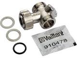 Vaillant T-stuk 129231