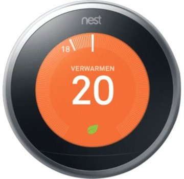 Nest Learning Thermostat 3e generatie T3010FD
