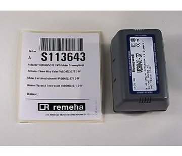 Remeha * Actuator 24v S113643