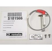Remeha Ontstekingsionisatie elektrode S101566