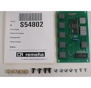 Remeha Print display S54802