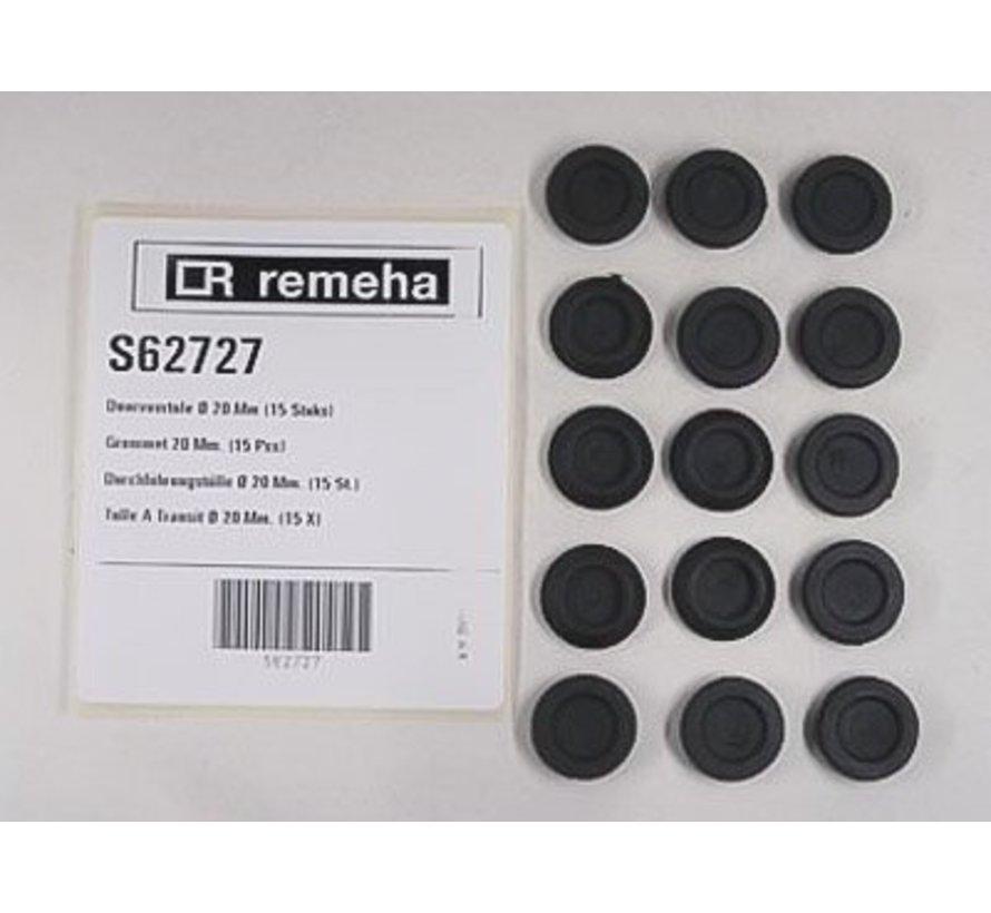 Doorvoertule 20mm S62727