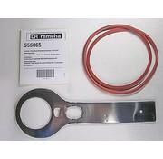 Remeha Isolatie voorplaat warmtewisselaar S56065