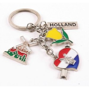Typisch Hollands 4 Schlüssel, Anhänger