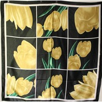 Robin Ruth Fashion Scarf Tulips (Square)