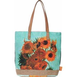 Robin Ruth Fashion Fashion-bag - Zonnebloemen - van Gogh