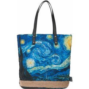 Robin Ruth Fashion Fashion-bag - Sterrennacht van Gogh