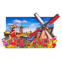 Typisch Hollands Magnet Holland