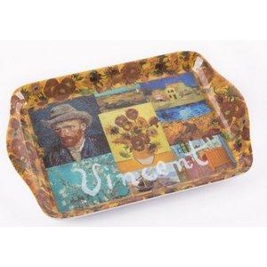 Typisch Hollands Mini Tablett von Vincent van Gogh