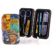 Typisch Hollands Manicuresetje Vincent van Gogh