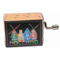 Typisch Hollands Music box - it`sa small world - Disney