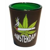 Typisch Hollands Shot Glass - Amsterdam