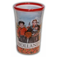 Typisch Hollands Shotglas - Holland