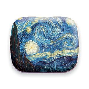 Typisch Hollands Mini Mints - Tin Van Gogh starry
