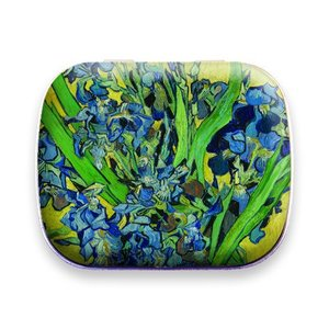 Typisch Hollands Mini Mints - Tin Van Gogh - Iris