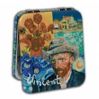 Typisch Hollands Spiegeldoosje Vincent van Gogh