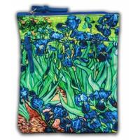 Robin Ruth Fashion Pass-Beutel der van Gogh Iris